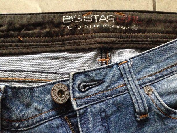 Spodnie jeansy M Big star