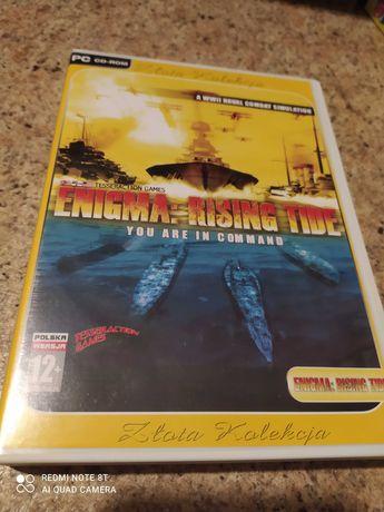 Gra pc Enigma Rising Tide symulacja okrętów