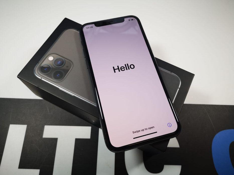 Sklep zadbany smartfon Iphone 11 Pro 64Gb space gray Gdańsk - image 1