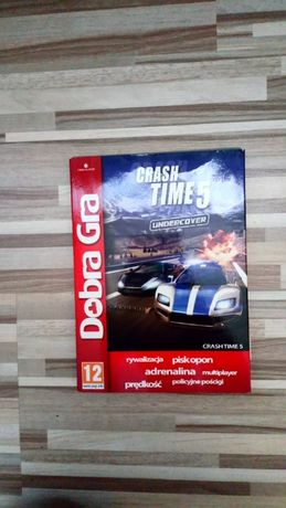 Gra na PC Crash Time 5 UNDERCOVER
