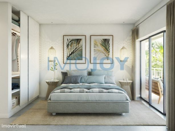 Apartamento T3 a 300m da Praia da Rocha
