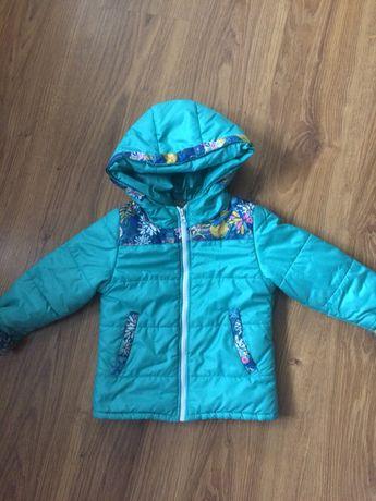 Демi куртка для дiвчинки