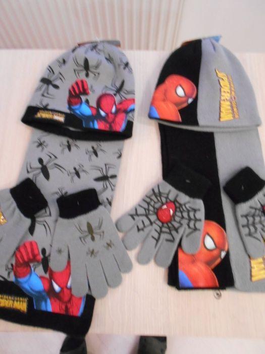 Комплект 3-ка(шапка,шарф,перчатки) для мальчика Винница - изображение 1
