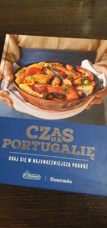 Czas na Portugalię Książka Biedronka