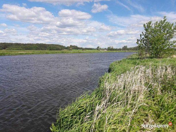 Działka na wynajem z dostępem do rzeki Warta 4000m2 Poznań