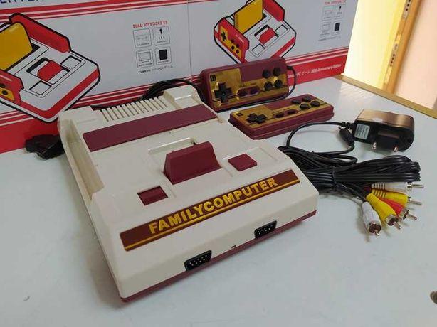 Приставка Subor Dendy Junior 2000 игр NES картридж Супер Марио Сюбор