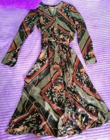 Платье-рубашка бренда Ostin