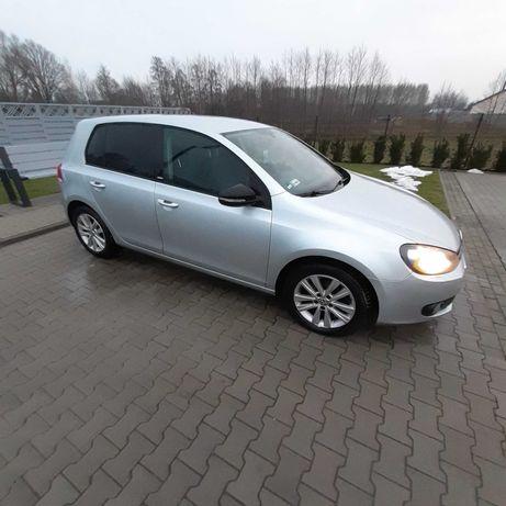 Volkswagen Golf VI 1.6 tdi 105 km 151tys przebiegu