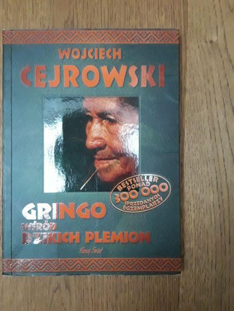 Wojciech Cejrowski-Gringo wśród dzikich plemion