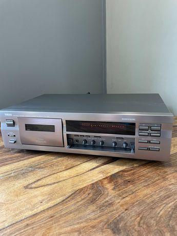 Yamaha KX 493 - Magnetofon Kasetowy w stanie gabinetowym