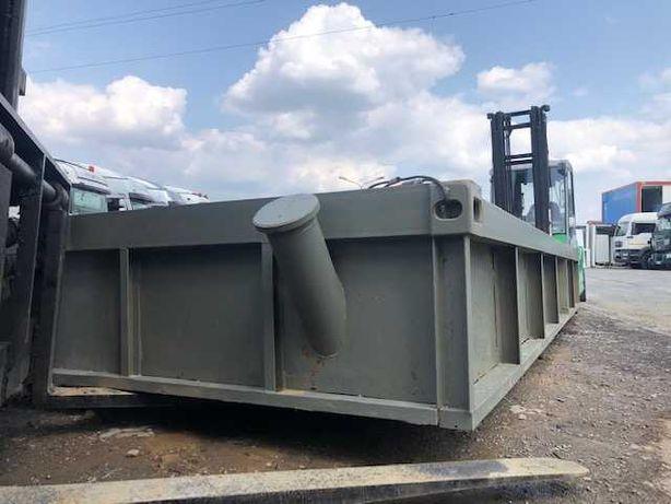 zbiornik na fekalia pod kontener