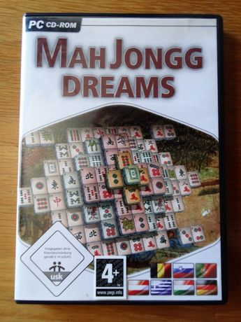 Jogo Mahjongg Dreams PC - CD-ROM