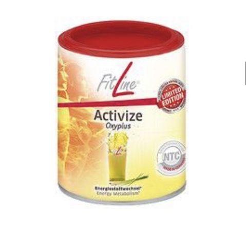 Activize OxyPlus Lemon Fit Line