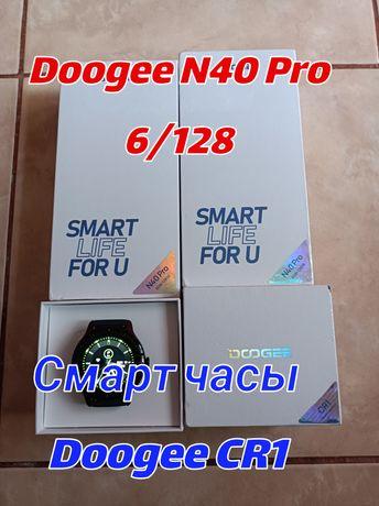 Doogee N40 Pro 6/128 # Конкурент моделям Xiaomi Redmi 9 и 10