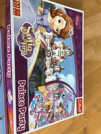 Rodzinna gra planszowa Księżniczka Zosia