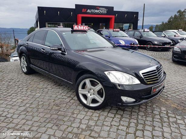 Mercedes-Benz S 320 cdi amg 235cv