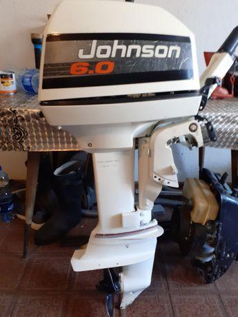 Johnson 6, лодочный мотор.