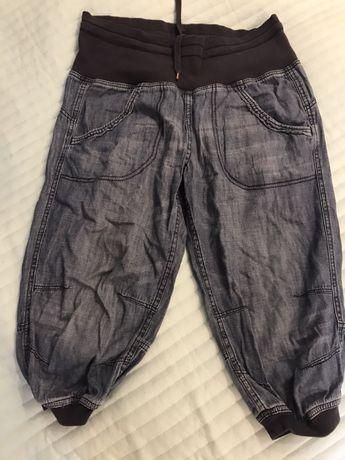 Krótkie spodnie ciążowe