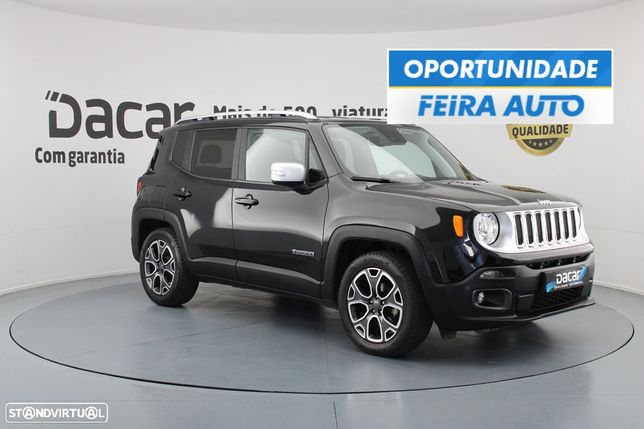Jeep Renegade 1.6 MULTIJET LIMITED DCT