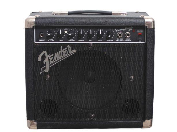 Гітарний комбопідсилювач Fender Frontman Reverb