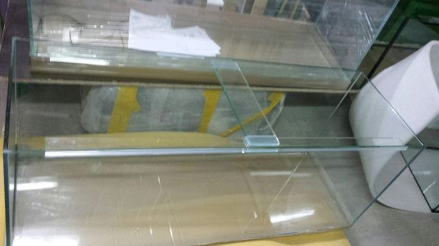 Akwarium 150x50x60 10mm 450L Opti White Nowe Gwarancja