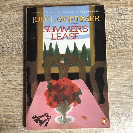 LIVRO EM INGLÊS - Summer's Lease by John Mortimer