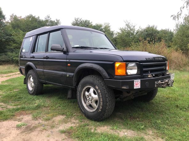 Land Rover Discovery 2 II 2.5 TD5 manual