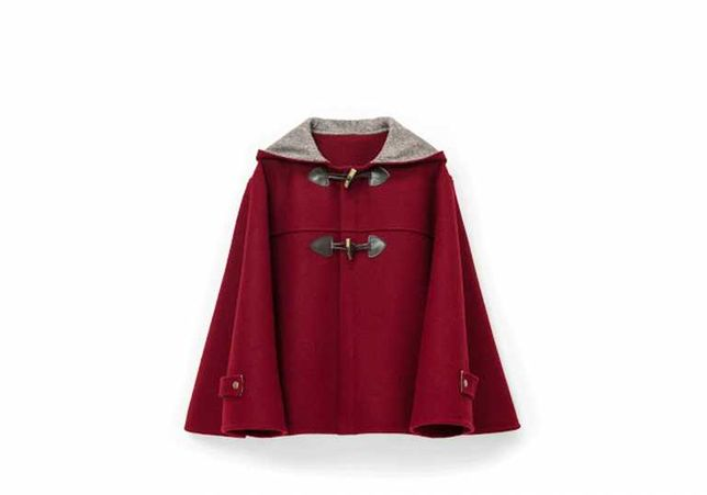 Capa Pastor Burel vermelha - A estrear!