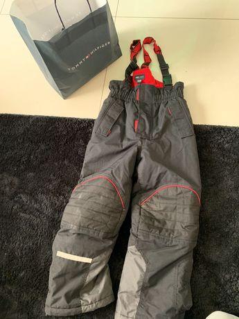 Spodnie narciarskie 140h&m