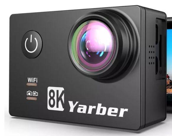 Kamera sportowa - akcji - 8K