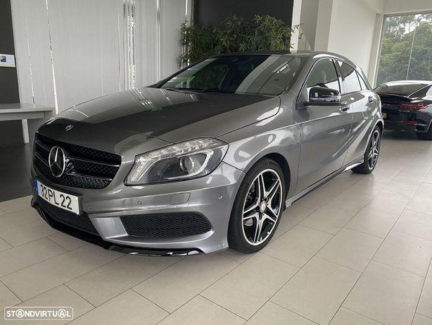Mercedes-Benz A 180 CDI AMG NACIONAL