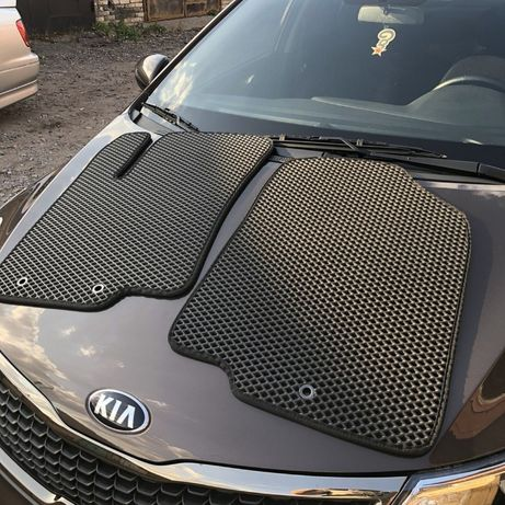 EVА коврикиRenault Duster Kangoo Logan Megane Подпятник в подарок