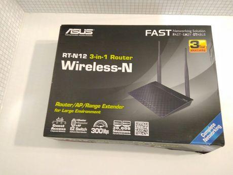 Wi-Fi роутер Asus RT-N12 D1