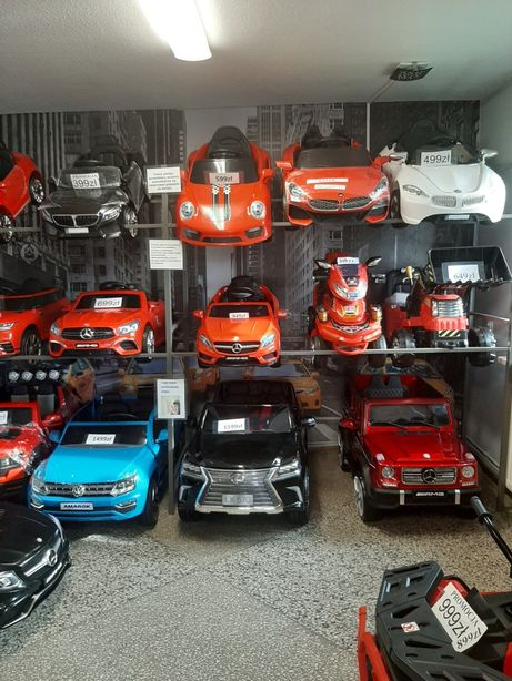 Samochód Motor Quad na akumulator dla dzieci Punkt Stacjonarny