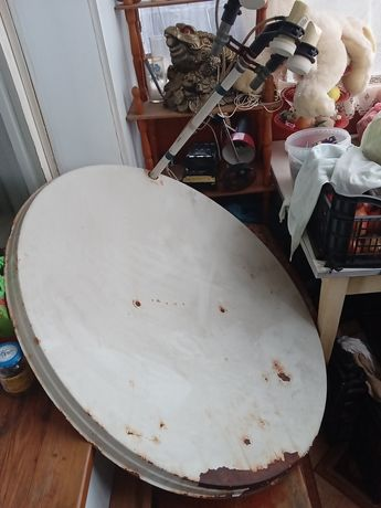 Спутниковая тарелка+тюнер
