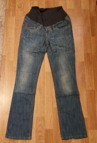 Spodnie dżinsowe, ciążowe - H&M MAMA - rozmiar 36