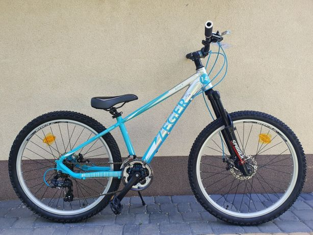 Rower Zeger - koła 26 - tarczówki