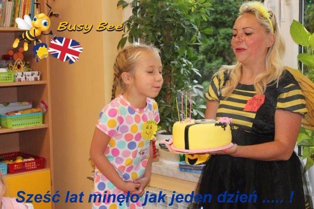 Urodziny dla dzieci w Busy Bee Oświęcim organizacja imprez