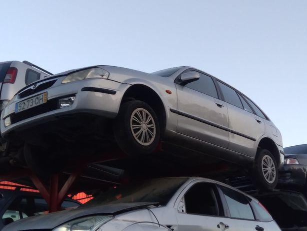 Mazda 323 Peças