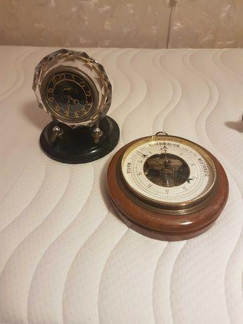 Zegar krysztalowy