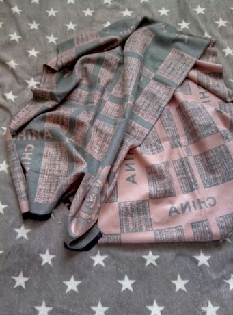 шарф-шаль, кашемировый новый