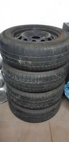 Oryginalne felgi stalowe do BMW R 15 z e46