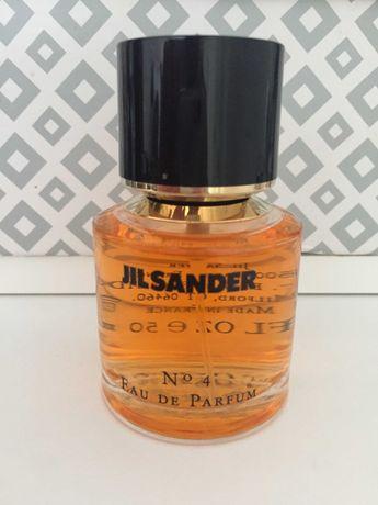 Культова парфумована вода Jil Sander N°4 (оригінал) made in France