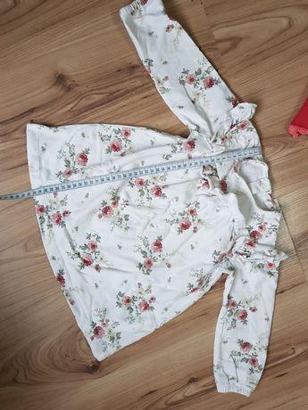 Sukienka rózyczki newbie r.86