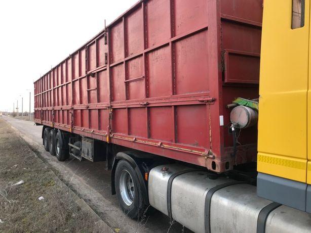 Продам полуприцеп зерновоз-контейнеровоз
