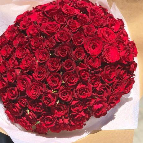 Цветы. Розы. Доставка цветов из цветочного магазина!