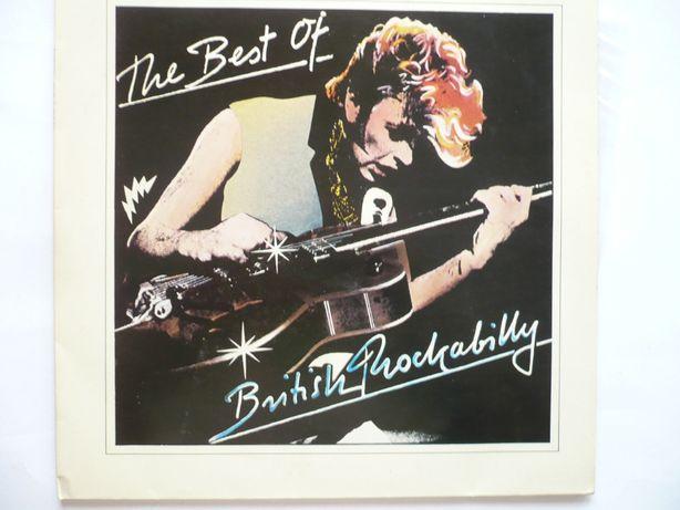 The Best of British Rockabilly, płyta winylowa, 1982