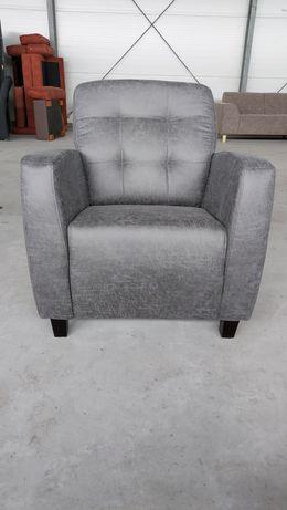 Nowy szary fotel