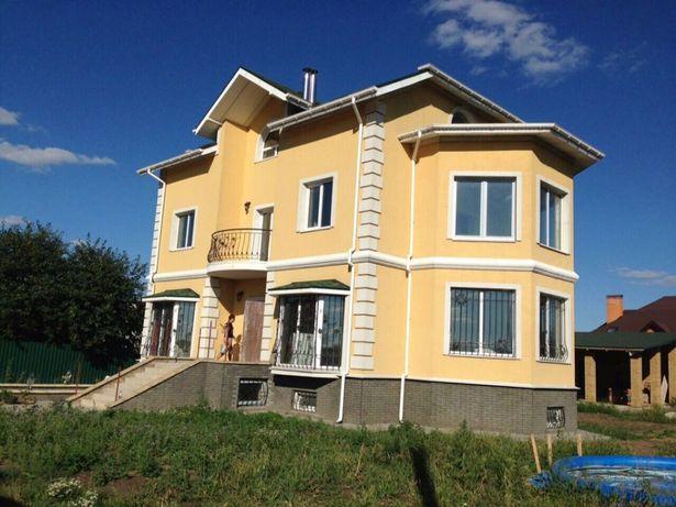 Обменяю частный дом в г. Борисполь на 2 квартиры в Киеве или пригороде