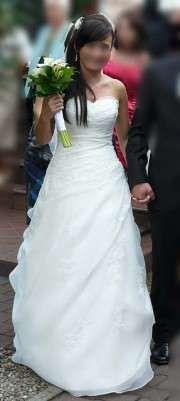 Suknia ślubna San Patrick - model Eliseos + welon gratis